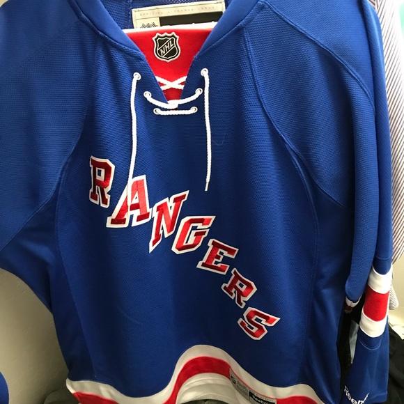 purchase cheap 9aa9e ec418 NHL AUTHENTIC NY RANGERS JERSEY
